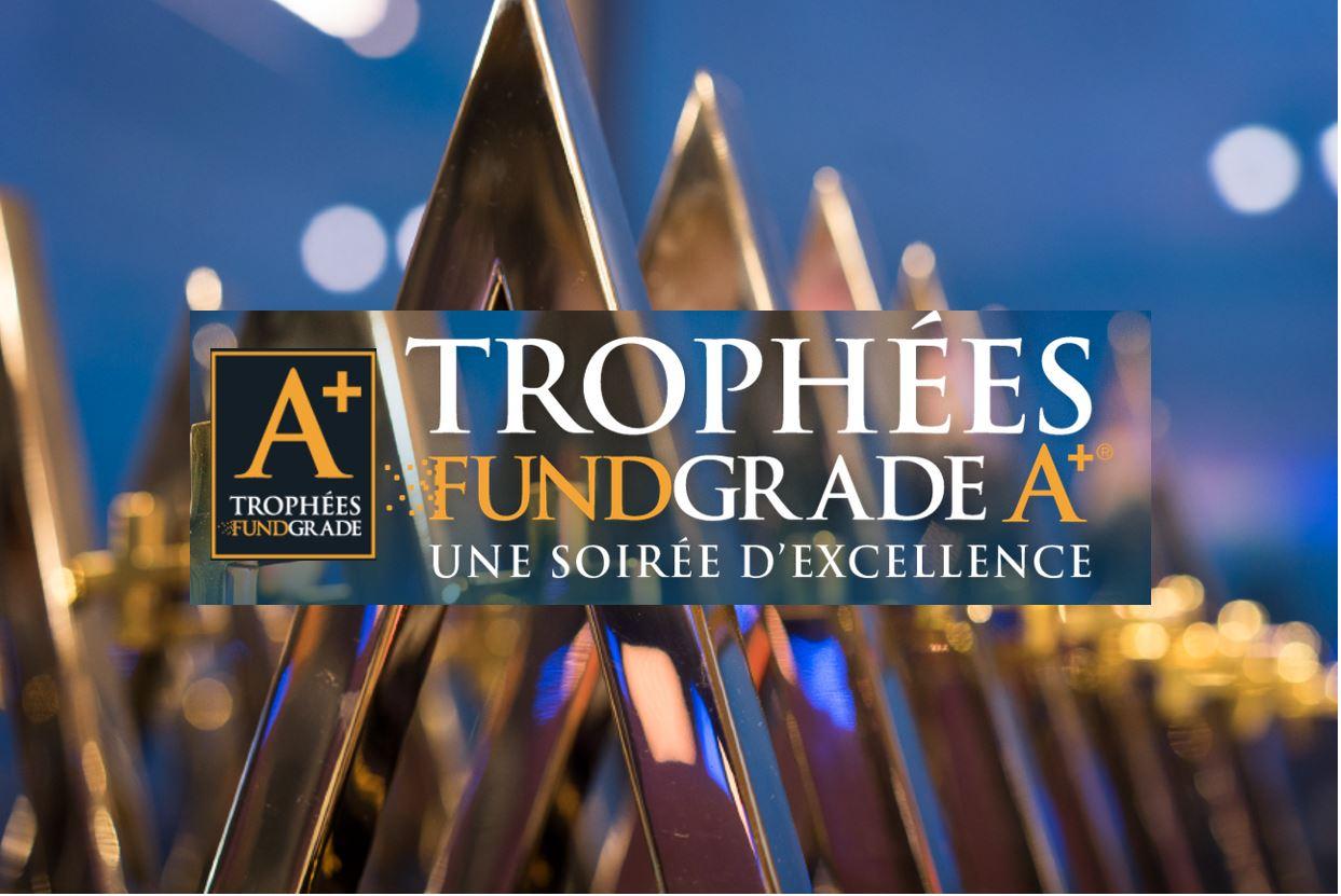 Fundata annonce les lauréats des Trophées FundGrade A+® 2019