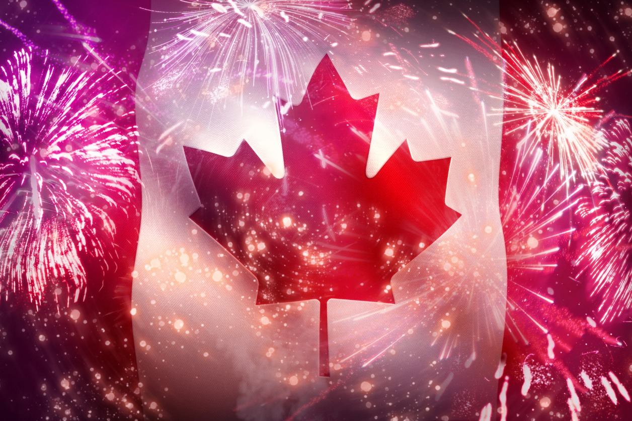 Canada Day: Flags, fireworks, tax planning