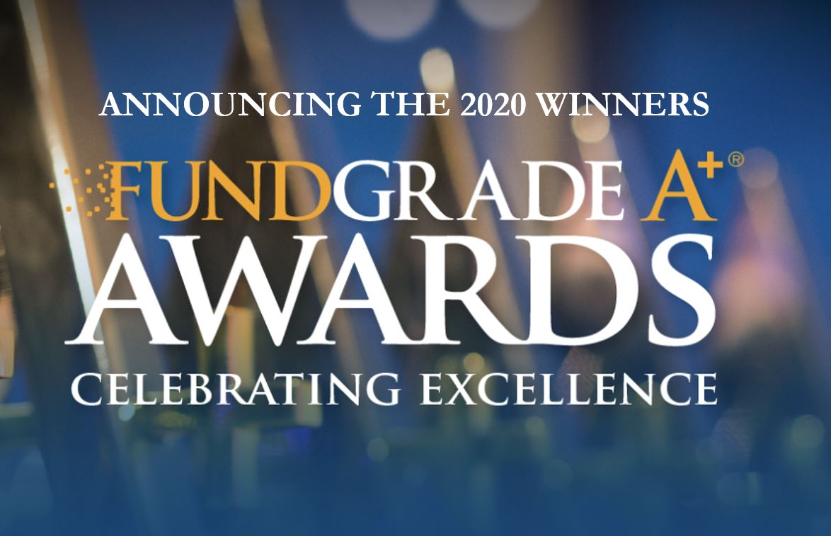 Fundata announces the 2020 FundGrade A+® Award winners