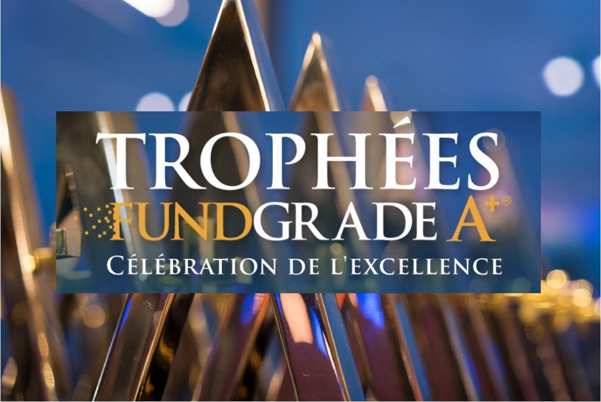 Fundata annonce les lauréats des Trophées FundGrade A+® 2020
