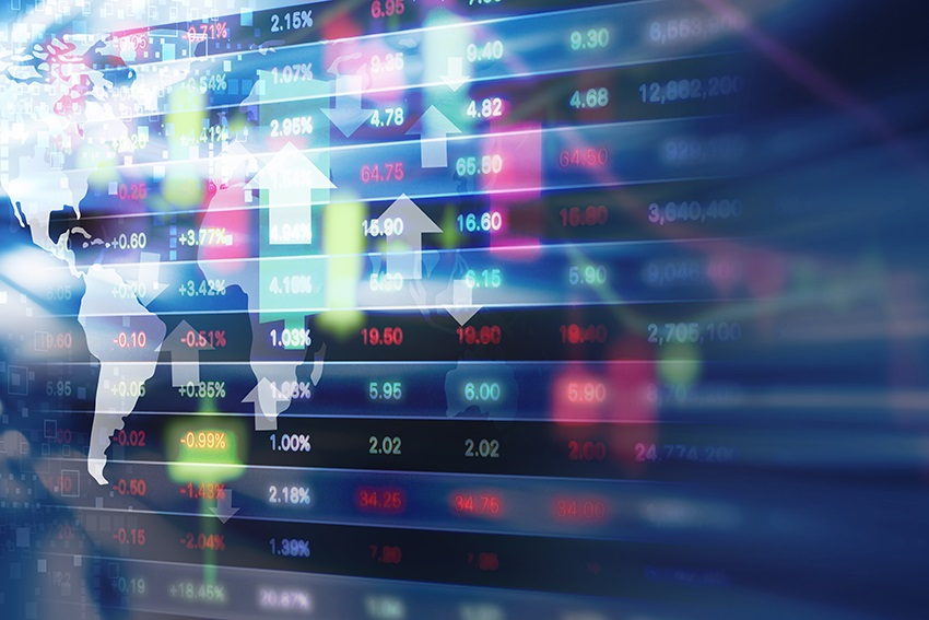 Market week: Stock markets end flat
