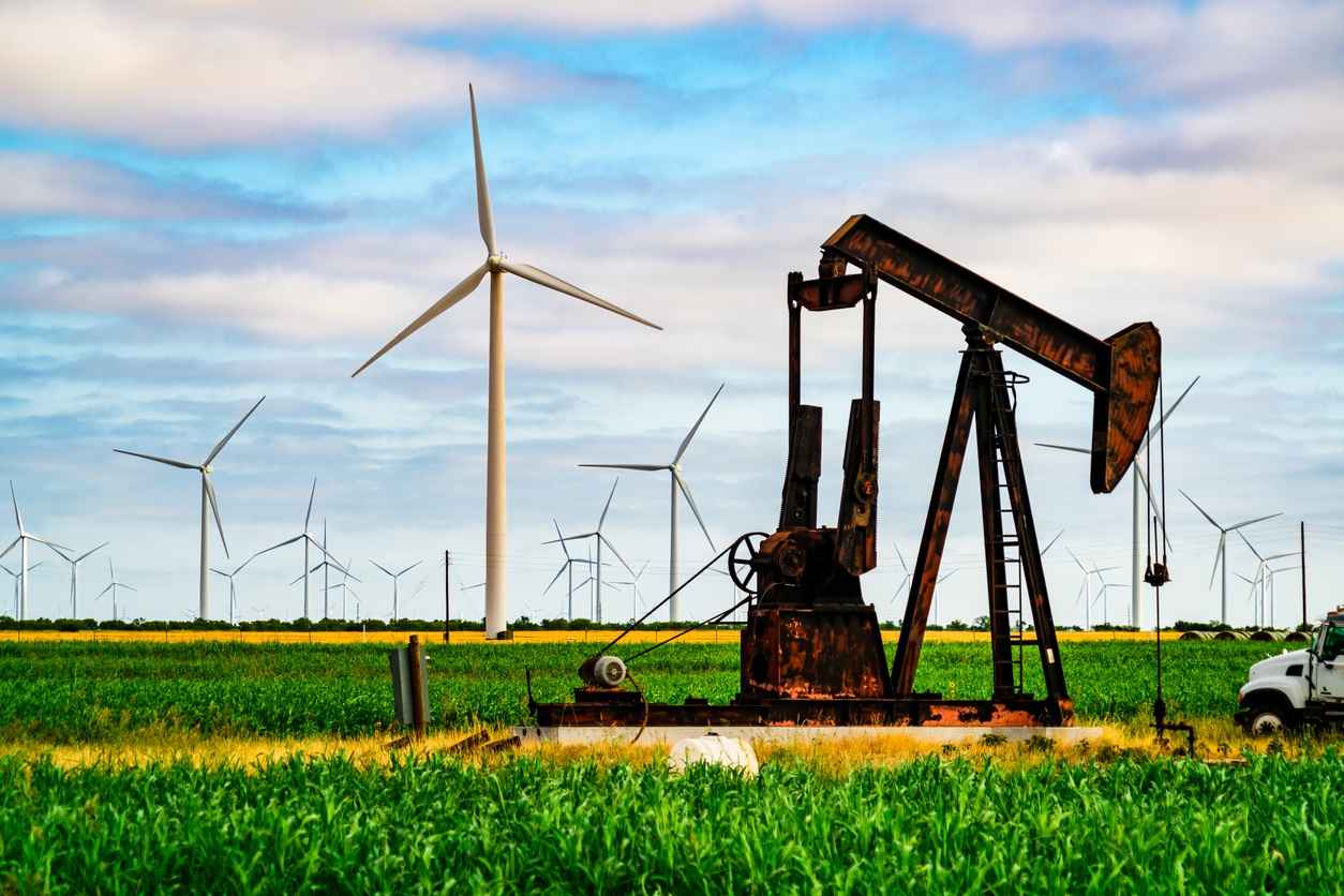 Oil in retreat