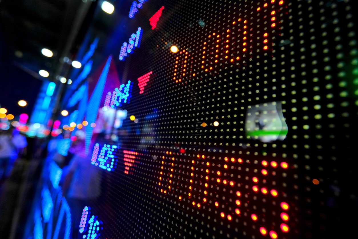 Market week: Stocks book weekly loss